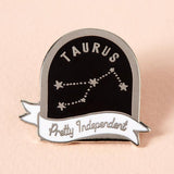 Sasstrology Starsign Enamel Pins