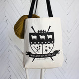 Wielder of Needles Family Crest Tote Bag