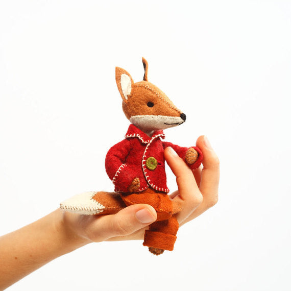 Felix Fox Sewing Kit