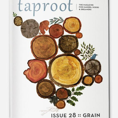 Taproot Issue 28: Grain