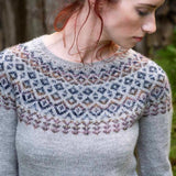 Grouse Creek Pullover Knitting Kit