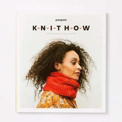 Beginner Knitting Kit! Yarn, Needles, and Instruction Book