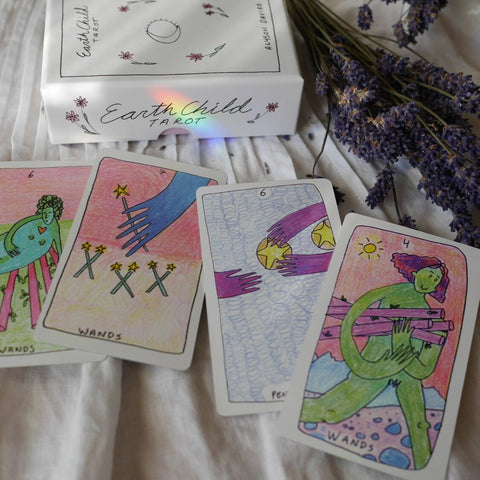 Earth Child Tarot