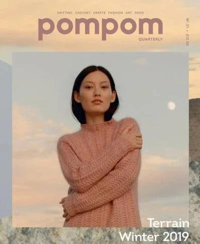 PRE-ORDER PomPom Quarterly Magazine Winter 2019