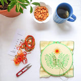 High Noon - Cozyblue Handmade Embroidery Kit