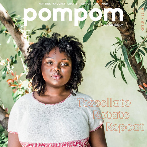 PomPom Quarterly Magazine Summer 2019