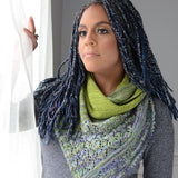 When Rain Falls Shawl Knitting Kit