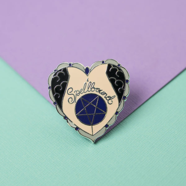 Spellbound Dark Enamel Pin