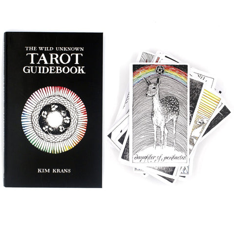 The Wild Unknown Tarot Deck and Guidebook Boxed Set
