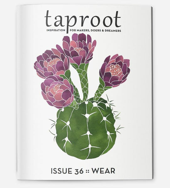 Taproot Issue 36: Wear