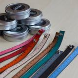 Leather Wrist Ruler - Assorted Colors