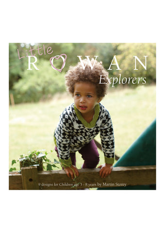 Little Rowan Explorers - Book