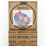 Close to Home - Cozyblue Handmade Embroidery Kit