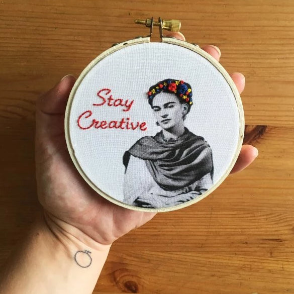 Frida Kahlo by The Comptoir