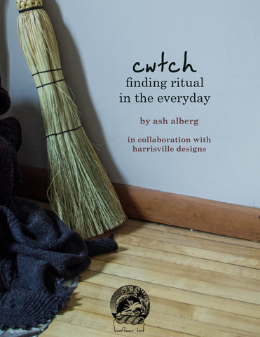 CWTCH: Finding Ritual in the Everyday by Ash Alberg