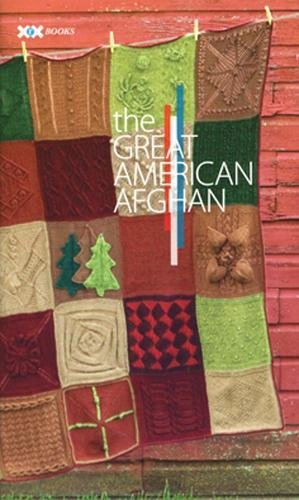 The Great American Afghan - Booklet
