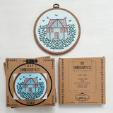Home Grown - Cozyblue Handmade Embroidery Kit