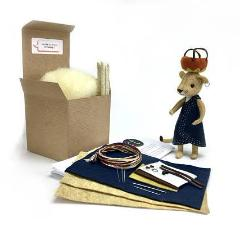 Dandelion Lion Sewing Kit