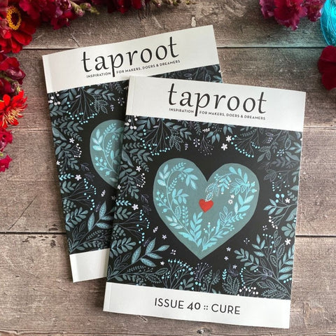 Taproot Issue 40: Cure