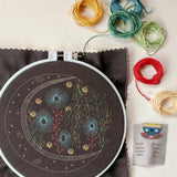 Night Garden - Cozyblue Handmade Embroidery Kit