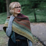 Night Shift Shawl Kits with Spincycle Dream State