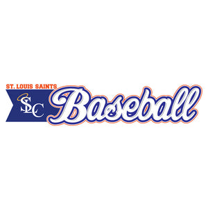 Baseball Yard Sign Topper