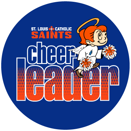Saint Louis Cheerleader