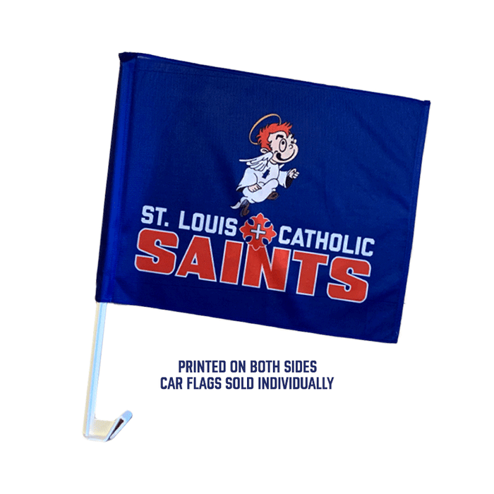 St. Louis Car Flag