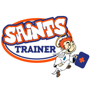 Saints Trainer Car Decal