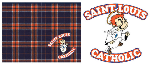 Saints Flannel Blanket