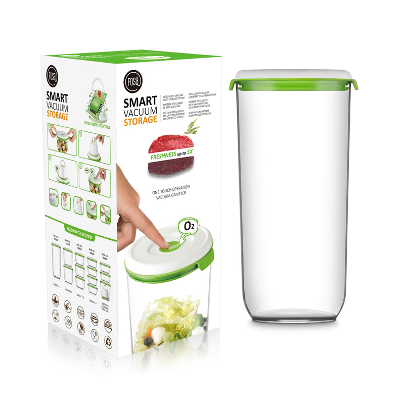 FOSA Food Vacuum Containers