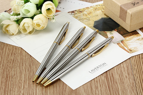 Rod Rotating Metal ballpoint