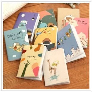 Cute Mini Notebook