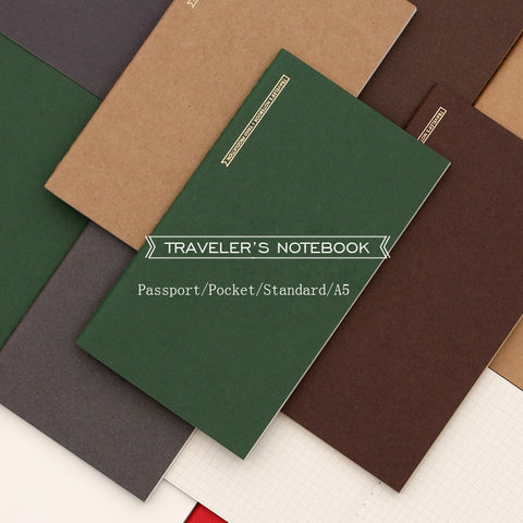 Japanese Vintage Travelers Notebook