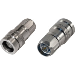 RF Industries - N Male LMR-600 Compression Fit Connector - COMP-NM-600