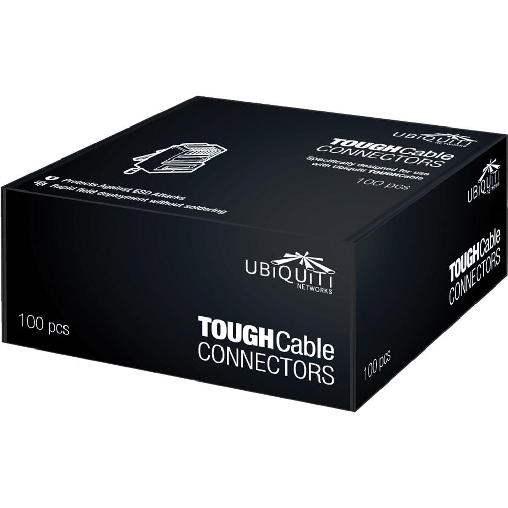 Ubiquiti Networks TOUGHCable Connectors (Pack of 100) - TC-CON-100