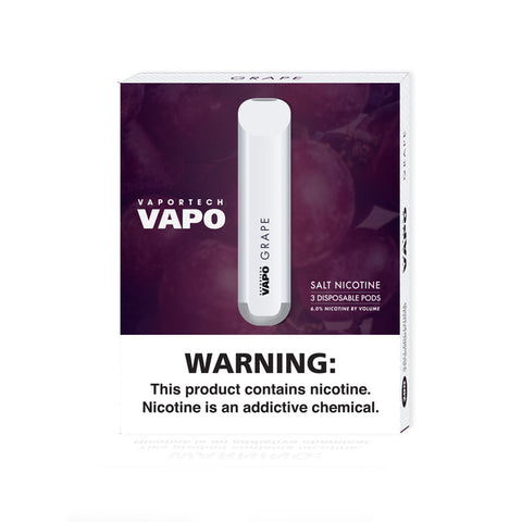 VaporTech Vapo - STRAWBERRY