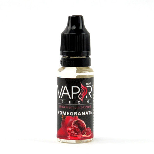 Vaportech Pomegranate E-Liquid 15ml - VaporTech USA