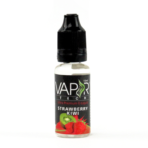 Vaportech Strawberry Kiwi E-Liquid 15ml - VaporTech USA