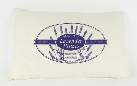 Lavender Pillow - Made in NZ