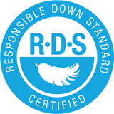 Eiderdown Responsible Down Standard Certified