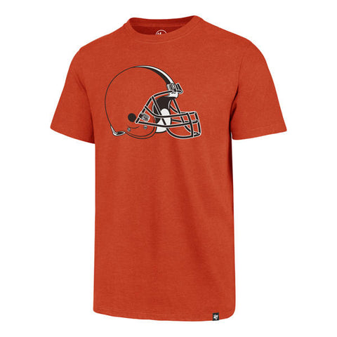 Cleveland Browns '47 Brand Orange Men's Imprint Shirt