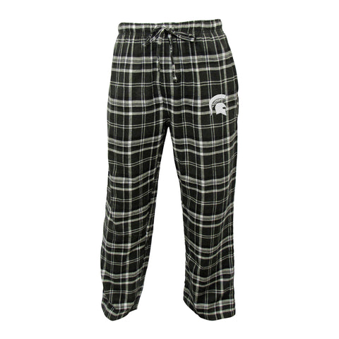 Michigan State Spartans Concept Sports Green Sleepwear Adult Sports Pajama Pants - Dino's Sports Fan Shop