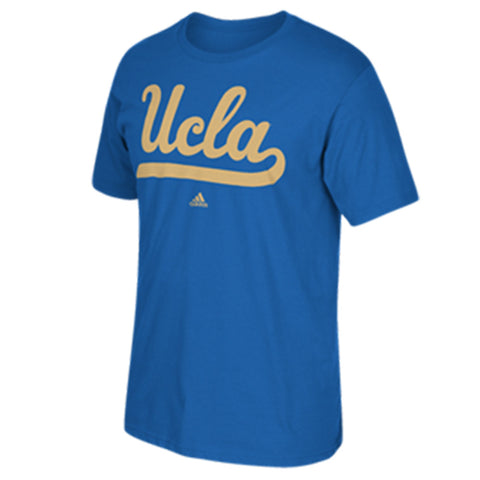 UCLA Bruins Adidas Sideline Logo Go-To Tee - Dino's Sports Fan Shop