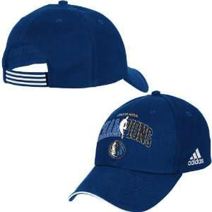 Dallas Mavericks adidas 2011 NBA Champions Adjustable Hat - Dino's Sports Fan Shop