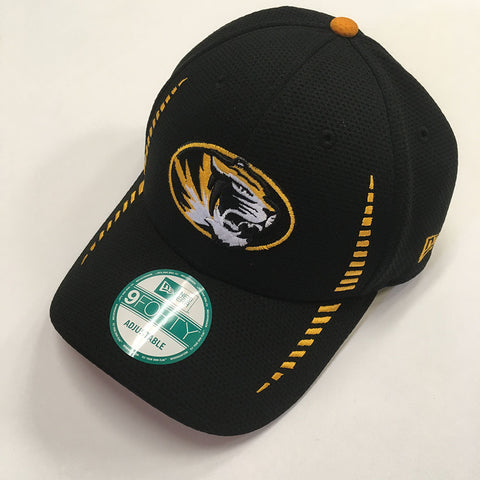 Missouri Tigers New Era Speed 9Forty Adjustable Hat - Dino's Sports Fan Shop