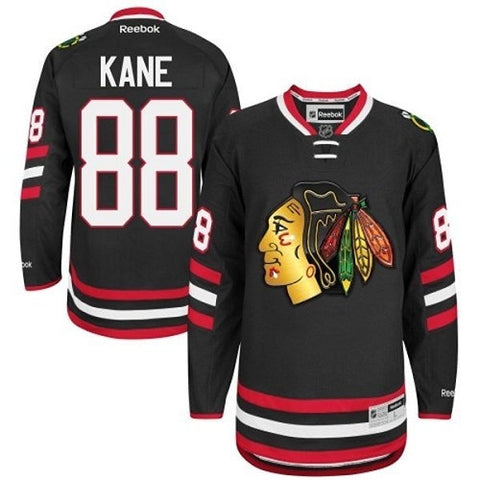 Patrick Kane #88 Chicago Blackhawks Reebok Youth Premier 2014 Stadium Series Jersey - Dino's Sports Fan Shop