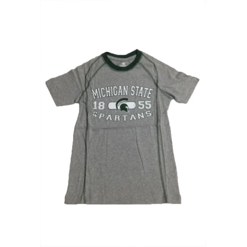 Michigan State Spartans Colosseum Youth Hiker Shirt - Dino's Sports Fan Shop
