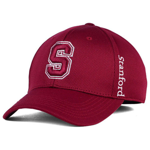 Stanford Cardinal Top of the World Red Booster Memory Fit Hat - Dino's Sports Fan Shop