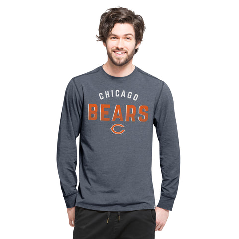 Chicago Bears '47 Brand Forward Long-Sleeved Men's Shirt - Dino's Sports Fan Shop